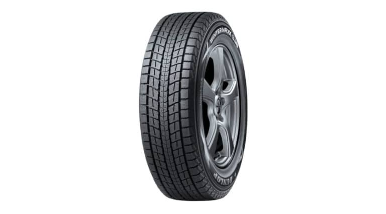 Зимние шины Dunlop Winter Maxx SJ8.
