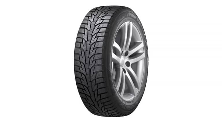 Зимние шины Hankook Winter iPike RS2.