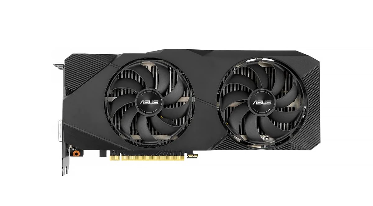 Видеокарта GeForce RTX 2060 SUPER