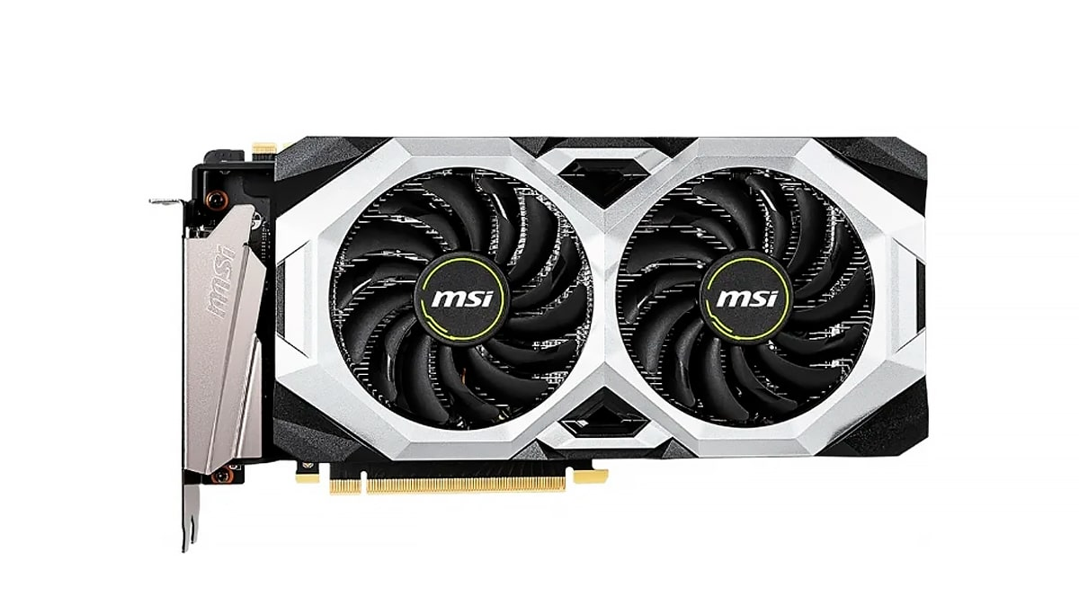 Видеокарта GeForce RTX 2070 SUPER