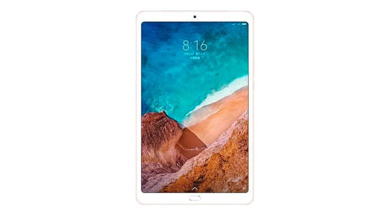 Планшет Xiaomi MiPad 4 Plus.