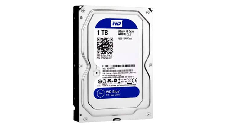Жесткий диск Western Digital WD Blue