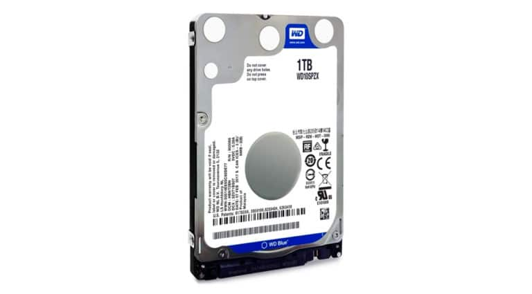 Жесткий диск Western Digital WD Blue Mobile