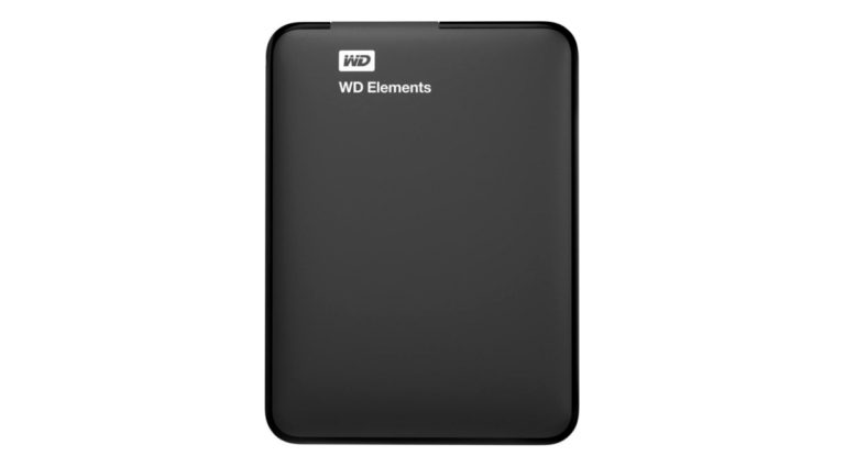 Жесткий диск Western Digital WD Elements Portable